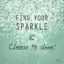 Choose to shine_Sparkle