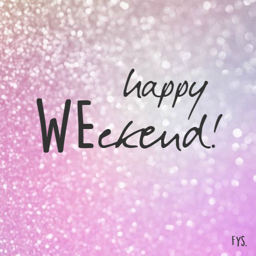 Weekend happy 100 Happy